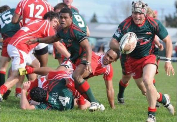 Wairarapa Bush Rugby